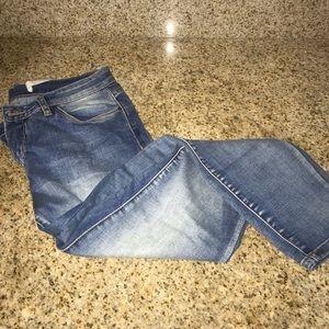 Denim - skinny jean
